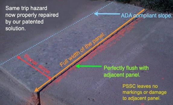 PPC Advantage | Precision Sidewalk Safety